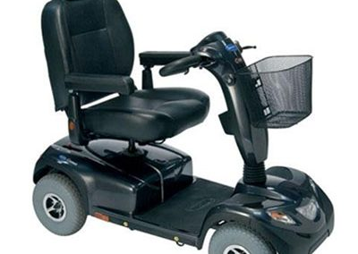 Elektronische scooter heavy duty Invacare