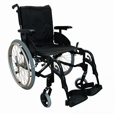 Modulaire rolstoel - Invacare